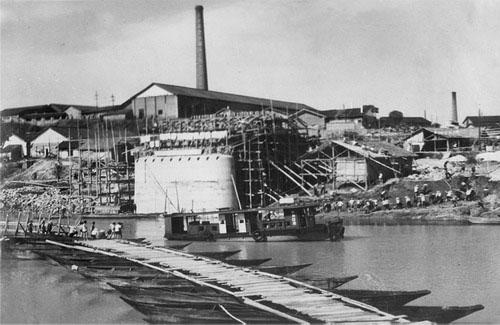 邵水桥的建设