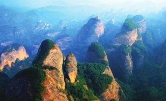 邵阳崀山风景