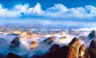 瑰丽崀山风景
