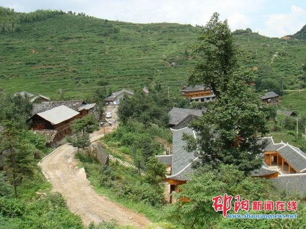 隆回虎形山风景集锦
