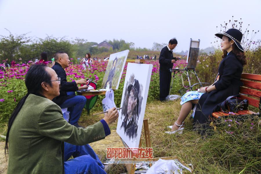 邵阳市新闻摄影实战班第五期开班
