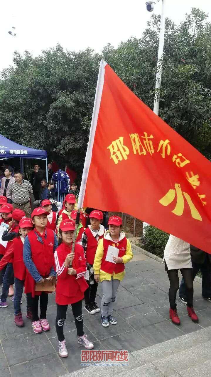"""邵阳市红色旅游""""三进""""活动走进双清"""