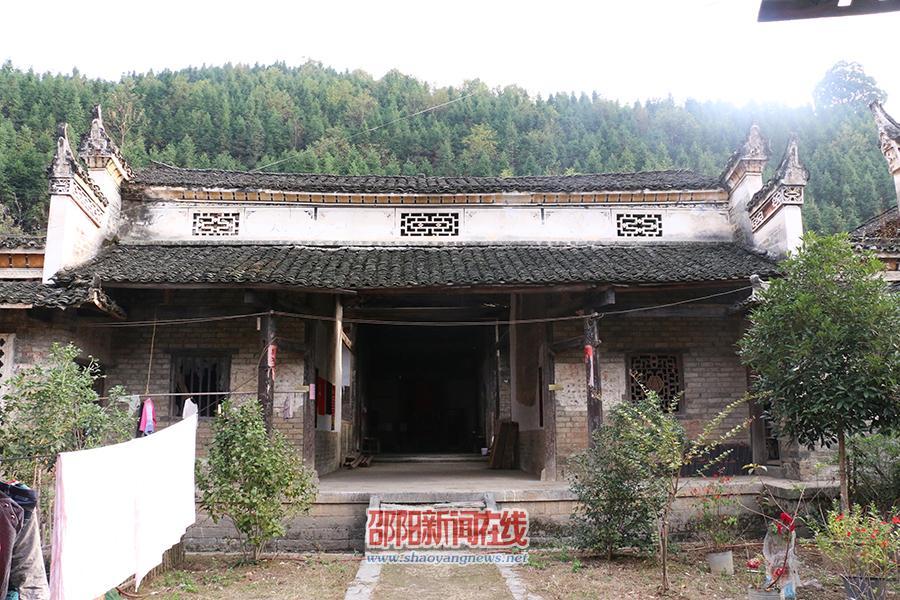 新邵县太芝庙镇中共湘西南特委旧址