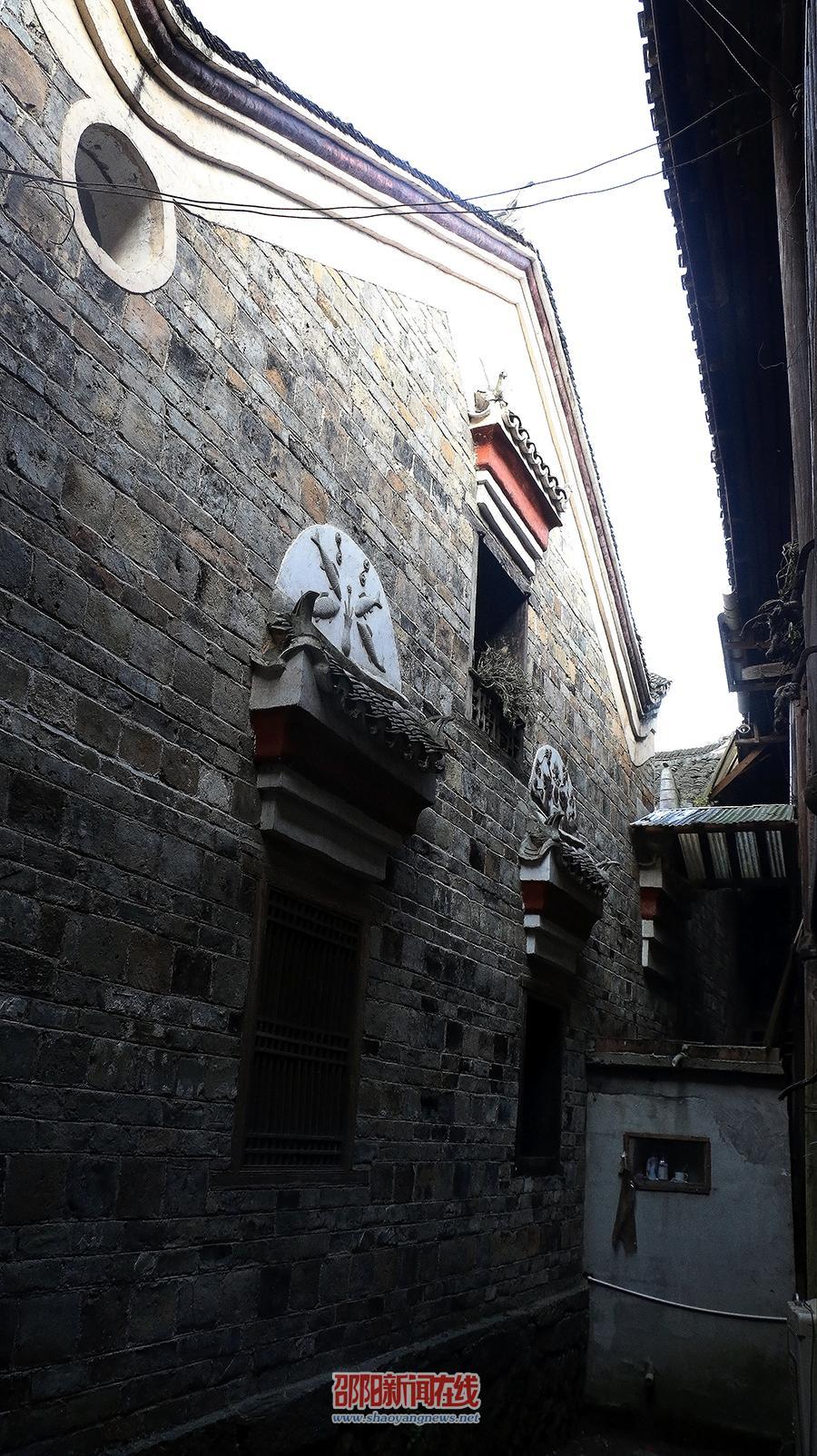新邵县太芝庙镇  雅居坑古建筑群