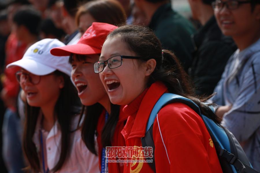 邵阳职业技术学院运动会拾趣