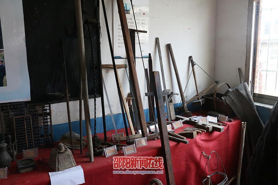 新邵县太芝庙镇 农耕文化博物馆