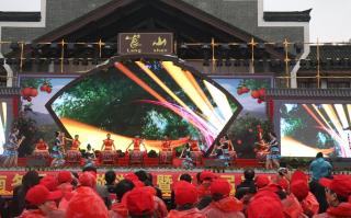 """湖南冬季乡村旅游节""""情定""""崀山"""