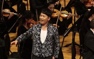 张映龙长沙举办交响音乐会