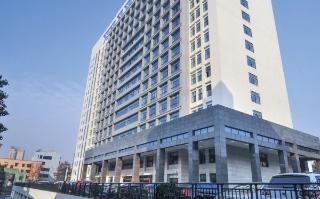 邵阳学院附属医院新住院大楼正式投入使用