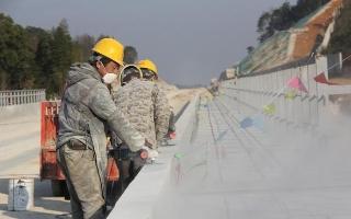 怀邵衡铁路完成铺轨63.6公里 累计完成投资129亿元