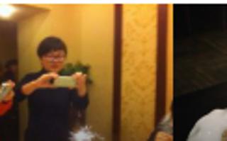 """重庆女子请归国同学吃""""地雷菜""""引线溅火花烫伤脸"""