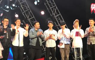 直击《快乐男声》南京唱区晋级赛后台