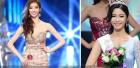 韩国小姐选美众佳丽集体撞脸