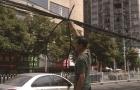 邵阳市大祥区戴家路农贸市场附近电缆多次被挂断