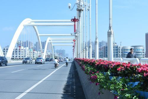 西湖桥将变身靓丽风景线 邵阳市启动桥梁立体绿化工作