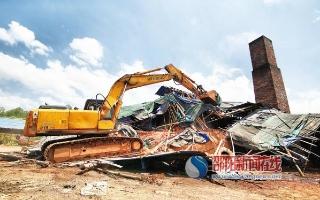 大祥区内粘土砖厂均已关停 砖瓦窑用地年内复耕