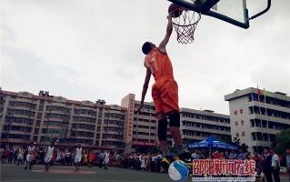 """邵东县宋家塘""""团队篮球""""勇夺桂冠"""