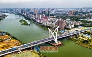 雪峰大桥、桂花大桥建成通车 拓展城市发展空间