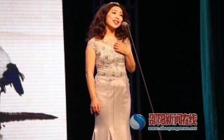 邵阳学院音乐舞蹈教师专业汇报演出精彩纷呈