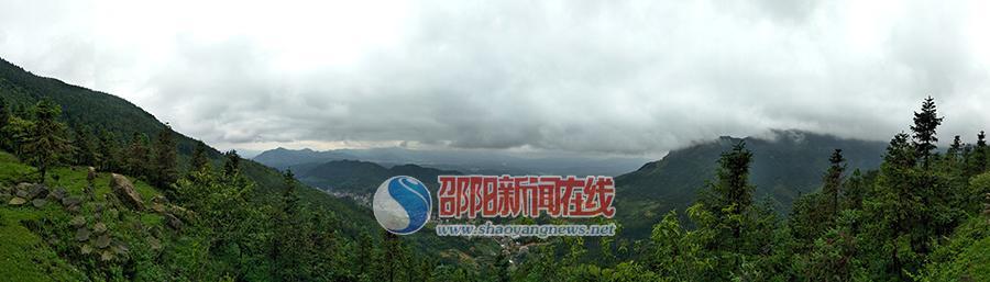 去到那十重大界山