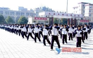 """万和高中部开展""""喜庆十九大  红心永向党""""系列活动"""