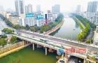 邵水桥恢复双向通行 南侧人行道继续实施封闭施工