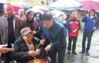 邵阳百岁老兵讲述南京保卫战故事 曾阻击日军多次进攻