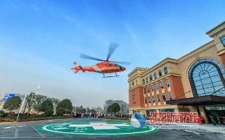 邵阳市中心医院东院即将启航