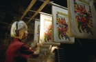 隆回县古镇滩头:年画之乡年味长