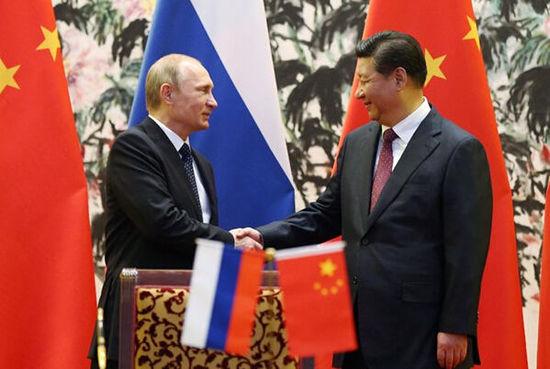 习近平向俄罗斯当选总统普京致贺电