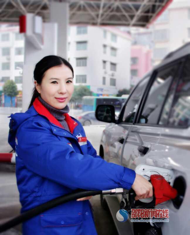 """中国石化邵阳石油分公司: 开展第十三届""""优质服务月""""活动"""
