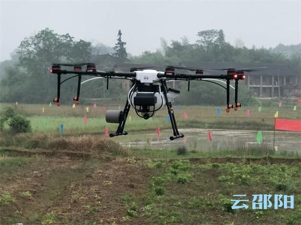 邵阳这个村里展示的农业机械太高科技了!很多你都没见过……