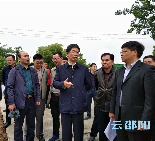 刘事青现场调度市区污水处理项目建设工作:合力攻坚 加快推进污水处理设施建设