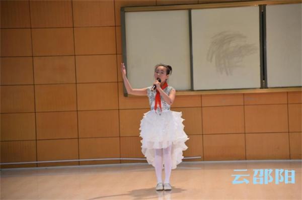 美丽邵阳,多彩资江 ——资江学校2018年校园艺术节开幕式举行
