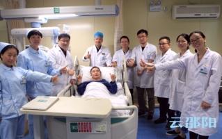 奇迹!邵阳市首例心跳骤停6分钟患者抢救复活!