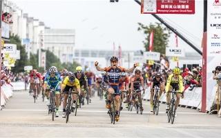"""环中国9月15日至17日湖南崀山上演""""速度和激情"""""""