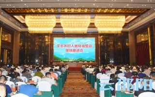 龚文密:有力有序推进农村人居环境整治