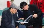 邵阳籍著名旅美画家李自健为启蒙恩师陈西川策划举办师生画展