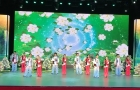 邵阳这些小哥哥小姐姐们唱的《栀子花朵打朵》亮相湖南艺术节