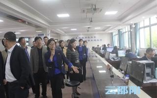 邵阳市公共资源交易中心开门纳谏