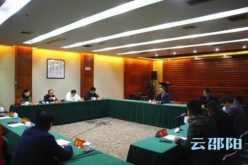湖南省扫黑除恶专项斗争第五督导组召开座谈会听民声