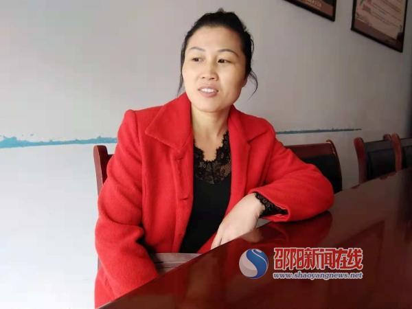青花江最美的女人  ——记隆回县中医医院帮扶的贫困户母亲阮利丽