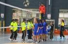 邵阳拍客|全市中小学生排球赛开赛,精彩瞬间不容错过!