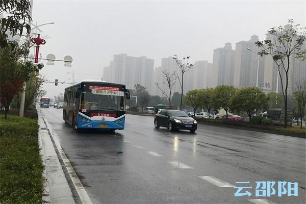 11月18起,邵阳城区7条公交线路绕行,打开看详情