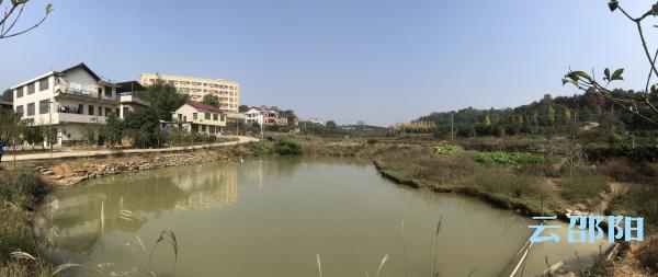 邵阳这个小镇如果建成,太美了!