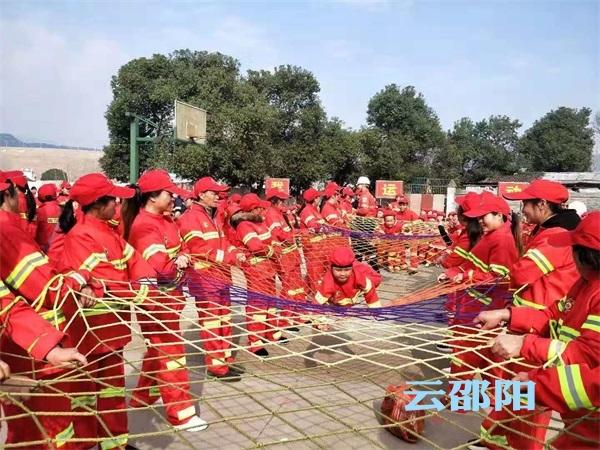 邵阳拍客丨消防安全教育进校园 增强孩子安全意识