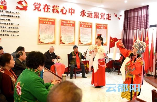 邵阳拍客 | 让市民接受传统艺术熏陶