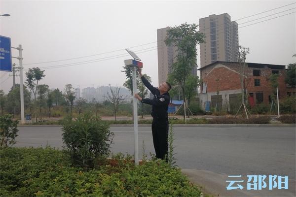 邵阳交警联合多部门整治隐患路段,为春运提供有效安全保障