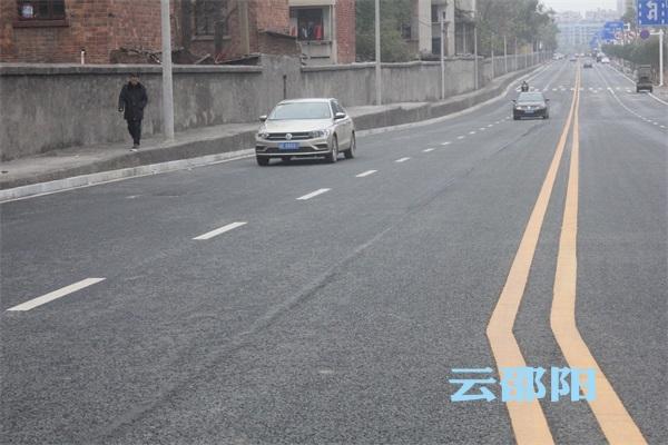 大祥路北段正式通车 市民出行更便利