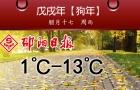 早安邵阳丨今日晴,1℃-13℃